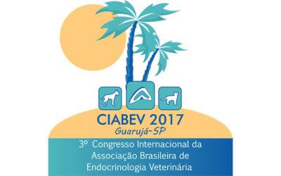 3º Congresso Internacional da Associação Brasileira de Endocrinologia Veterinária